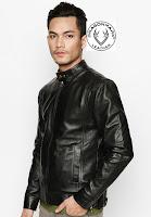 áo khoác da nam cao cấp AKD147