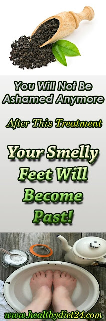 You Will Not Be Ashamed Anymore: After This Treatment Your Smelly Feet Will Become Past!