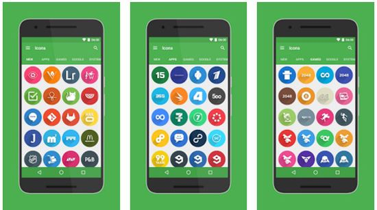 9 Aplikasi Icon Pack Android Terbaik 2016