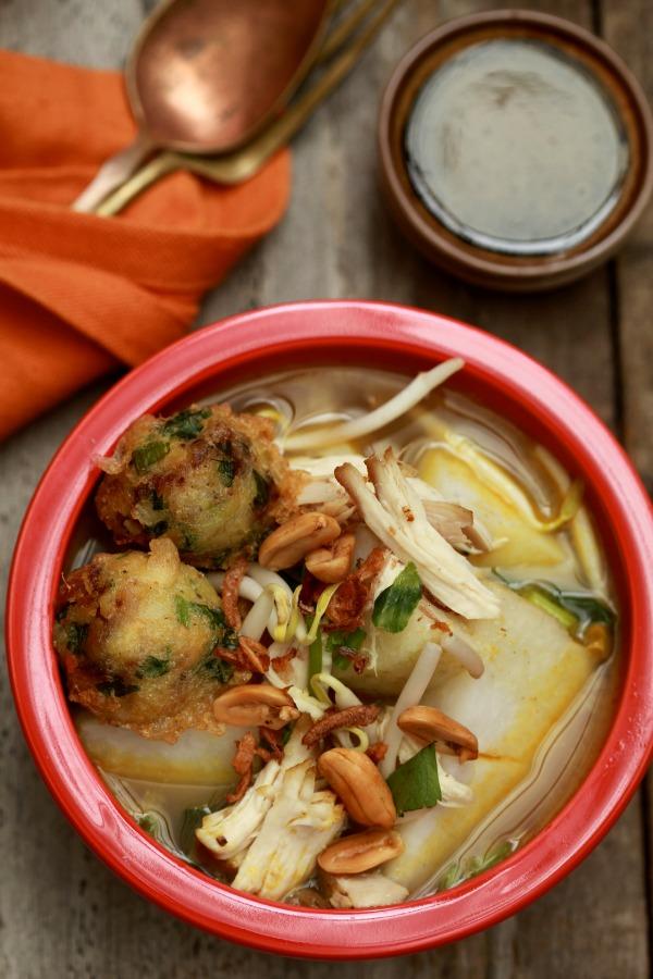 masam manis soto ayam mat Resepi Sup Ayam Lengkuas Enak dan Mudah