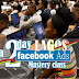 REGISTER NOW! LAGOS  FACEBOOK ADVERT MASTERY CLASS