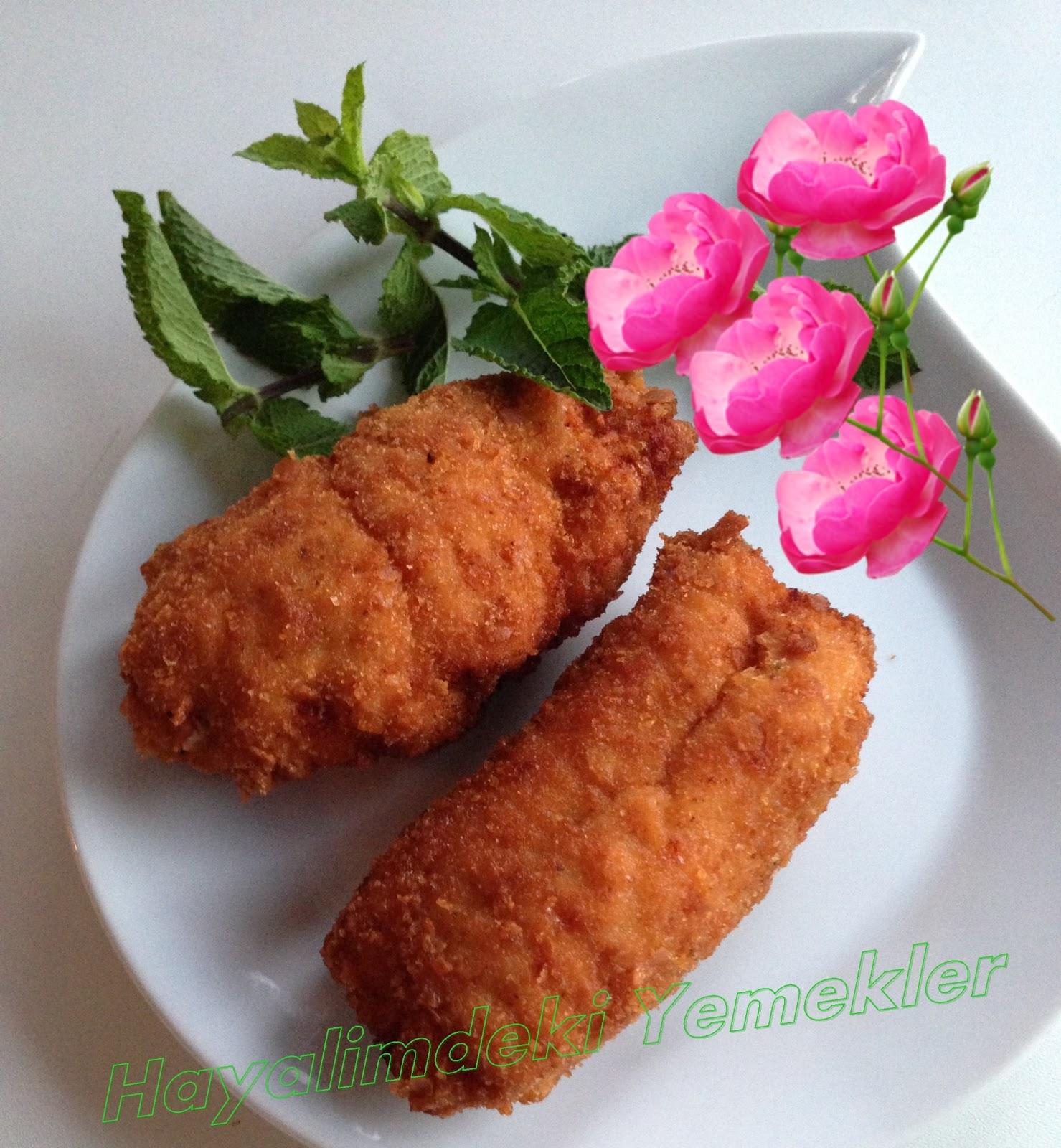 Tavuk Fileto Sarması Videosu