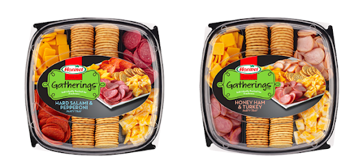 Giveaway Time! Win a Hormel Gatherings Party Tray for you next get together!