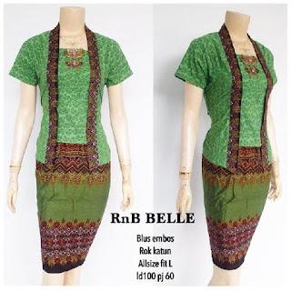 Kebaya Belle KBW 393