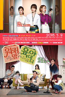 Sinopsis Drama Korea Working Mom Parenting Daddy