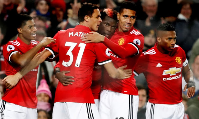 Manchester United 4-1 Newcastle: Paul Pogba shines on return in comfortable win