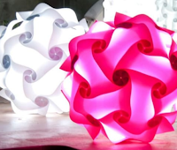 Logo Vinci gratis una esclusiva Lampada Milleluci Design Miss Hobby