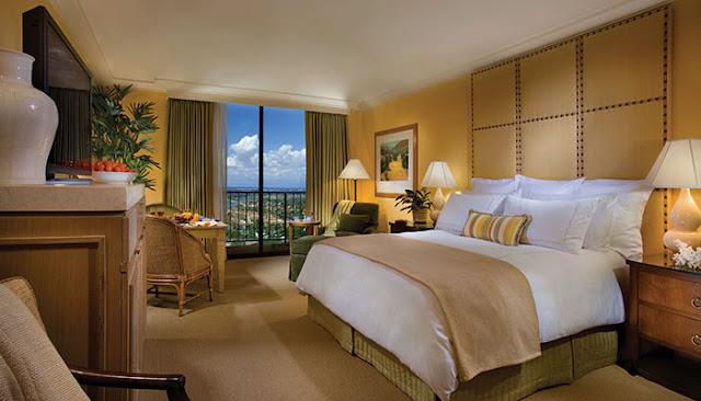 Island Hotel para ficar em Newport Beach