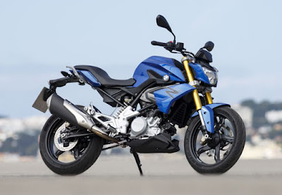 BMW Cheapest Bike G 301R Launching In India 2016