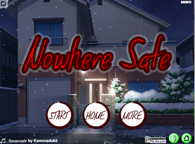 Visual Novel Review Nowhere Safe