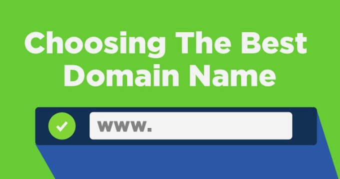 How to Choose a Best Domain Name for a Website ?