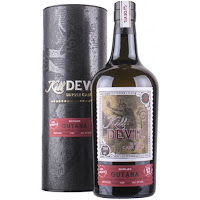 Kill Devil – Guyana – Pot Still – Diamond/Versailles – 12 ans – 61,1 %