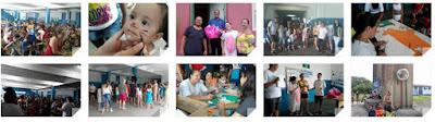 Escola da Família da Escola Yolanda realiza grande Festa de Páscoa