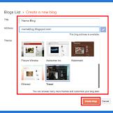 Tutorial Cara Membuat Blog Gratis Untuk Pemula