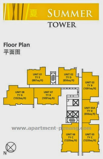 All Seasons Park Apartment Penang Com