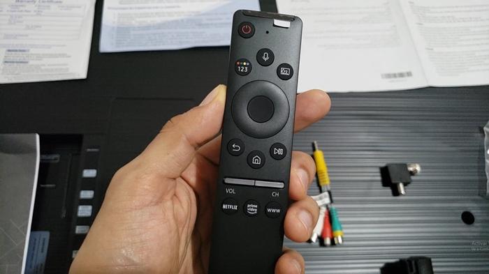 Samsung Q60R control remoto