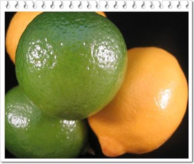 buah jeruk nipis untuk kesehatan dan kecantikan