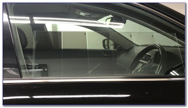 Car WINDOW TINT Scale