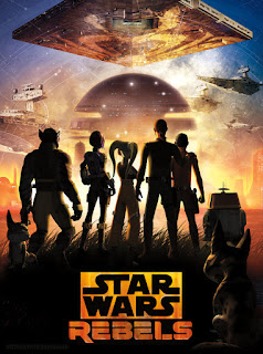 Disney XD Readies Final Episodes of Star Wars Rebels