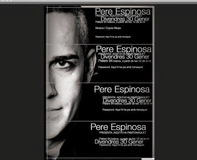 Pere Espinosa - Delfi Ramirez - Segonquart