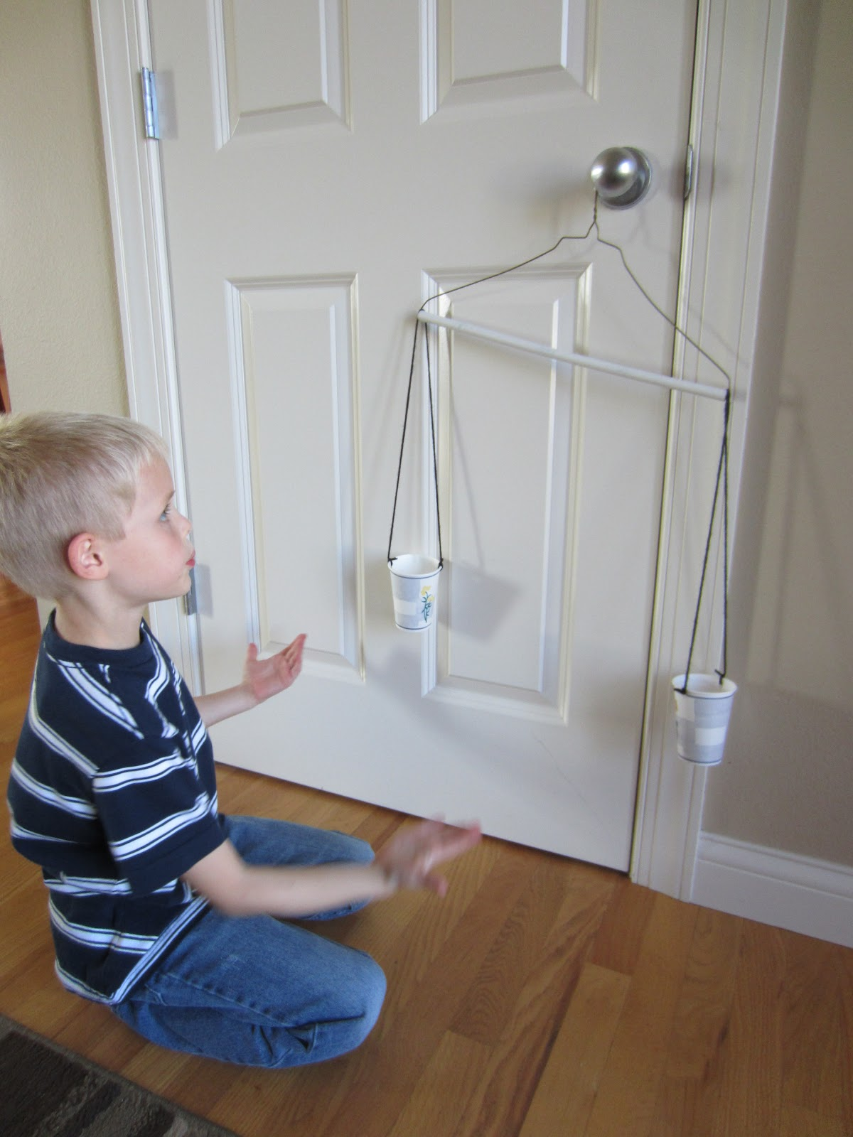 Relentlessly Fun Deceptively Educational Diy Balancing Scale