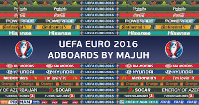 PES 2017 Adboard Pack by Majuh