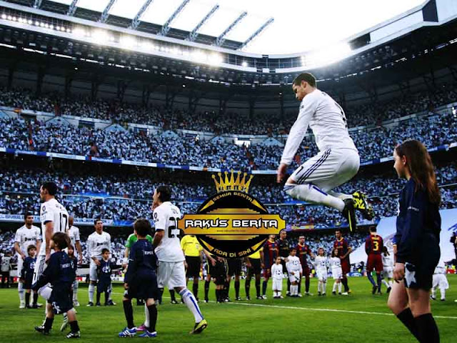 Rekor El Clasico Real Madrid Di Bernabeu