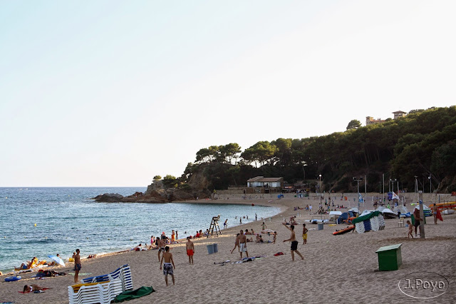 Playa fenals, Lloret de Mar