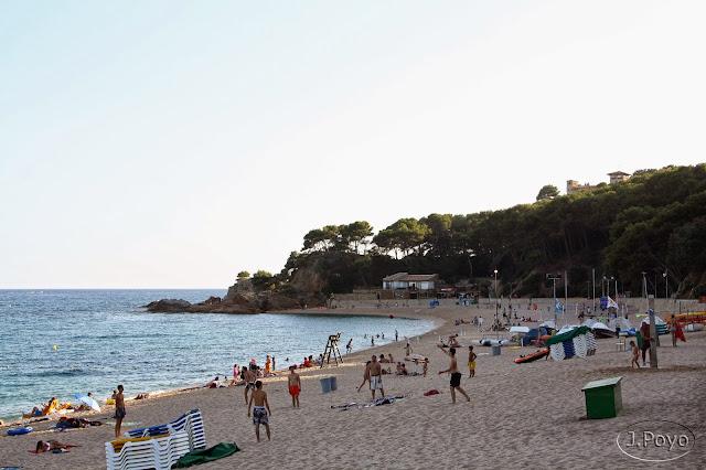Playa fenals, Lloret de Mar