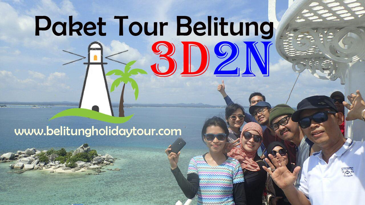 Paket Tour Belitung MURAH 3D2N ( 3 hari 2 Malam )