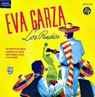 Resultado de imagen para Los Panchos y Eva Garza.