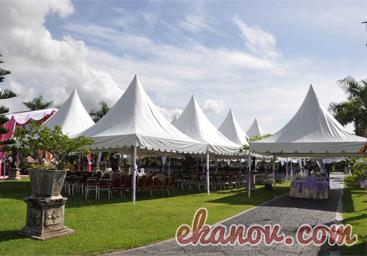 Tenda Untuk Pernikahan