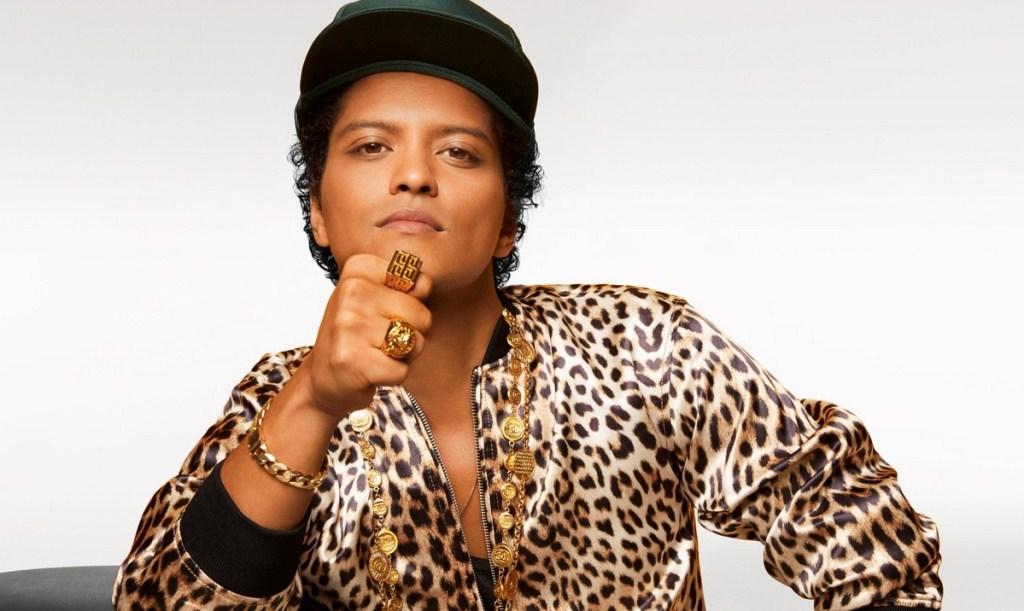 13 canciones que no sabías que había escrito Bruno Mars