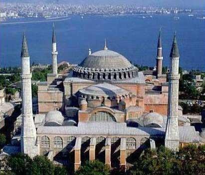 Pengadilan Tolak Permohonan Ubah Hagia Sophia Jadi Masjid