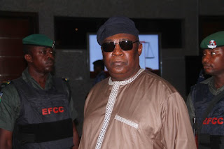 Former CDS Alex Badeh