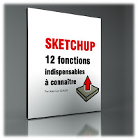 SKETCHUP-12 fonctions indispensables