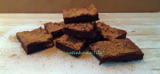Brownies 2 Ingredientes