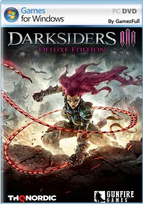 Darksiders III (3) PC [Full] Español [MEGA]