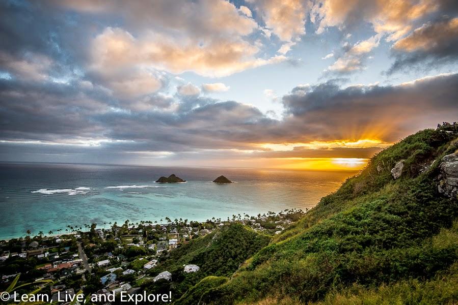 Na Mokulua Hawai: Ending The Year In Paradise