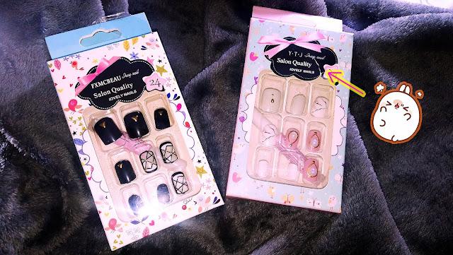 acrylic nails from lazada