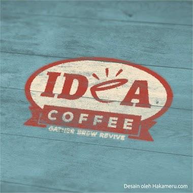 Desain Logo Untuk UMKM Idea Coffee