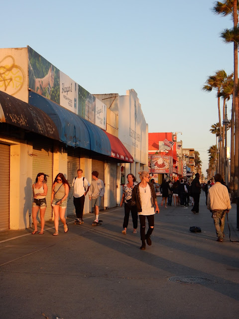 Venice Beach, Los Ángeles, California, Elisa N, Blog de Viajes, Lifestyle, Travel