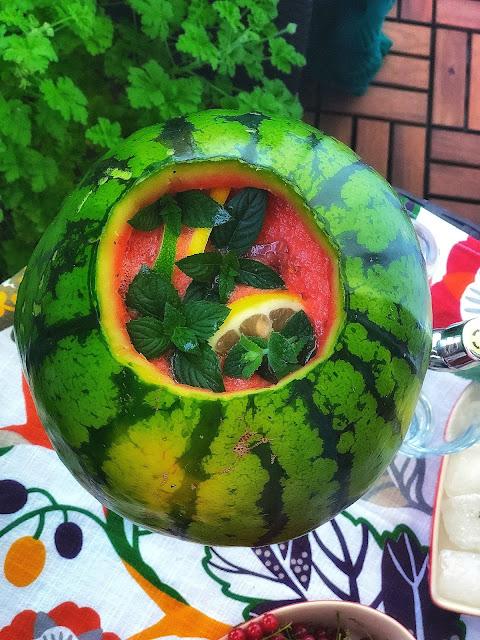 Arbuzowa lemoniada. Watermelon keg, który zachwyci każdego.