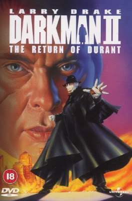Darkman 2 The Return of Durant (1995) ดาร์คแมน 2 กลับจากนรก