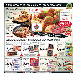 Nesters Market Flyer May 7 to 13, 2017
