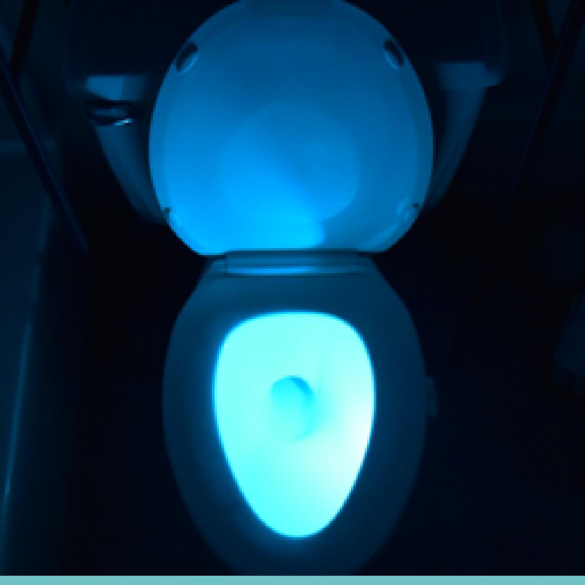 cadeaux 2 ouf id es de cadeaux insolites et originaux illuminez vos toilettes avec illumibowl. Black Bedroom Furniture Sets. Home Design Ideas