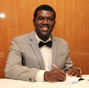 "Reno Omokri on Pres. Jonathan's Integrity;""He has no foreign account & his children attend Nigerian schools"" –"