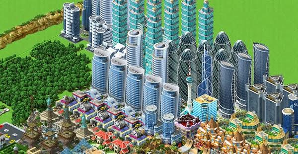 Megapolis Hile