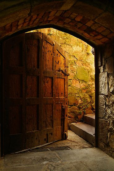 Opening a Closed Door & In Which We Start Anew: Opening a Closed Door