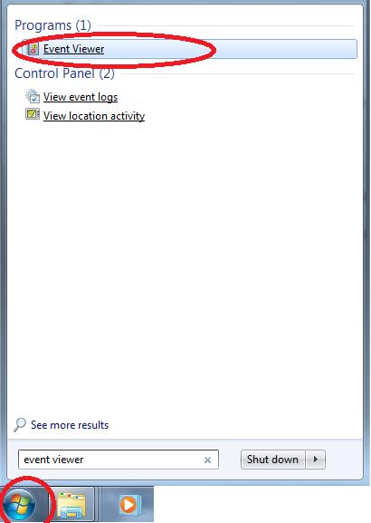 Loza's Blog: Who Has Accessed My Computer Through Remote